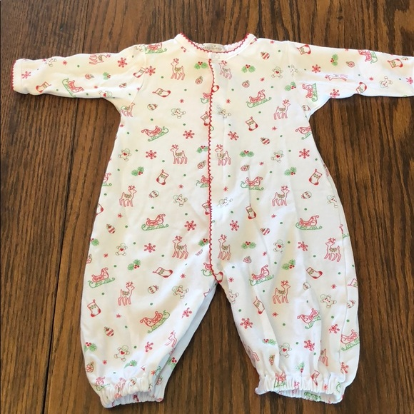 Kissy Kissy Pajamas | Newborn Christmas Convertible Gown | Poshmark